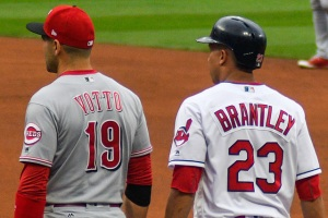 Brantley and Votto